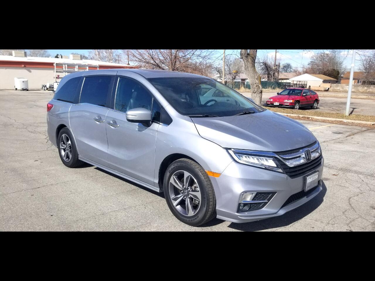 Honda Odyssey Touring Auto 2018