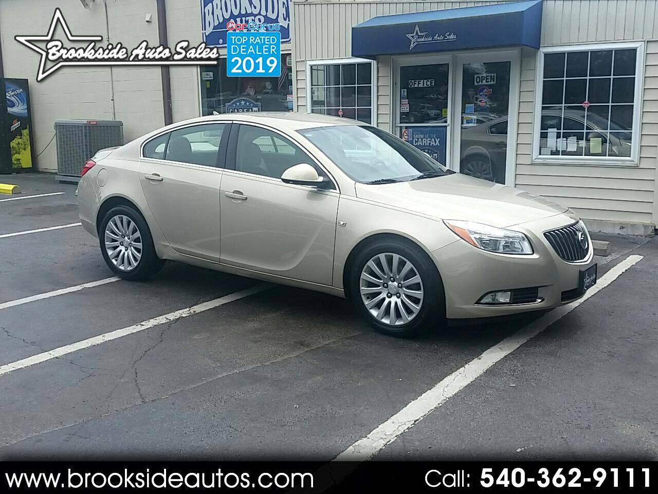 2011 Buick Regal 4DR Sedan CXL
