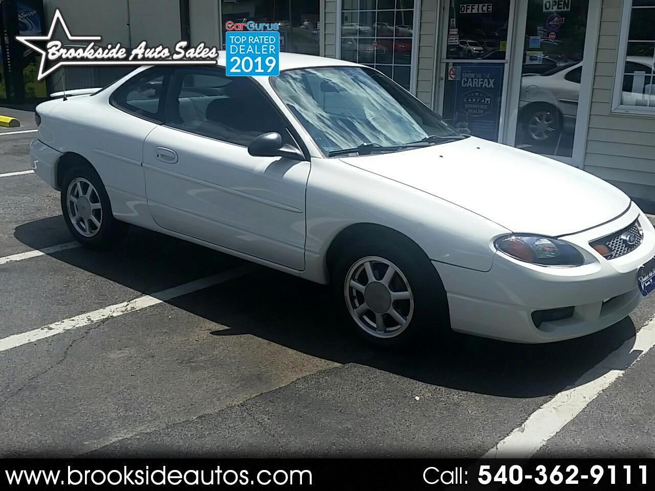 2003 Ford ZX2 2dr Cpe ZX2 Deluxe