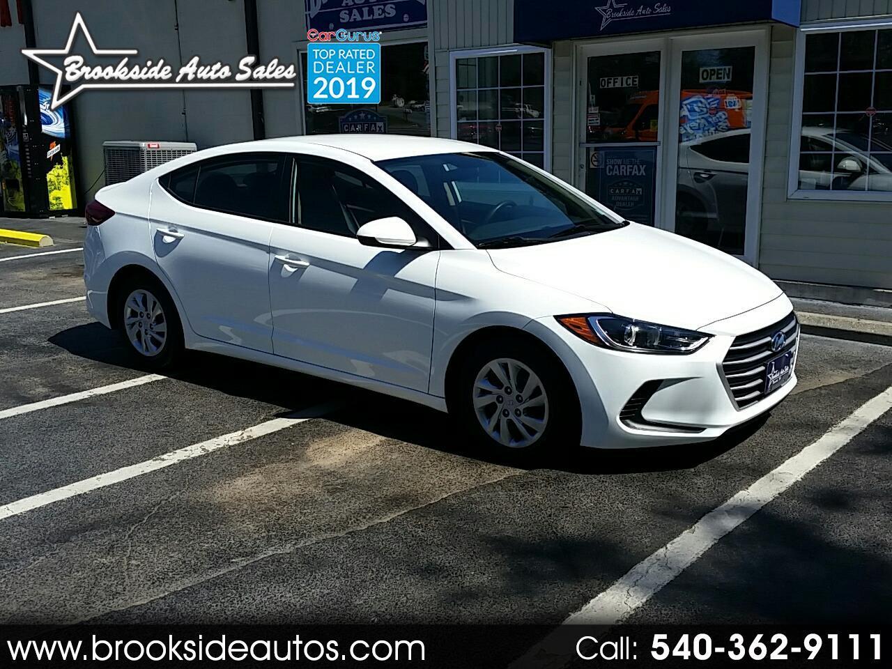2018 Hyundai Elantra SE 2.0L Auto (Alabama)