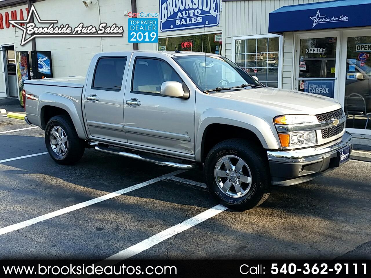 2009 Chevrolet Colorado 2WD Crew Cab