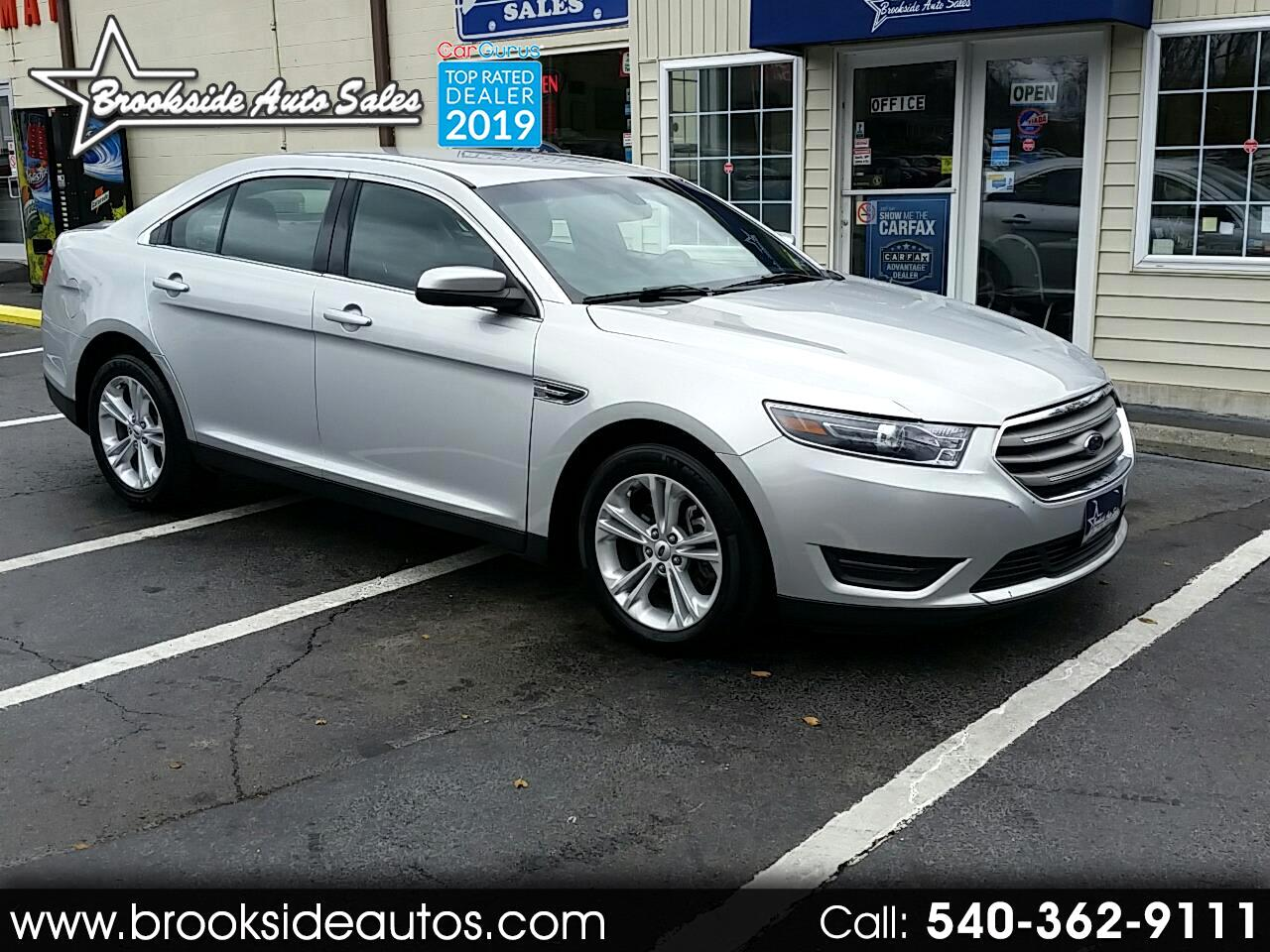 Ford Taurus SEL FWD 2018