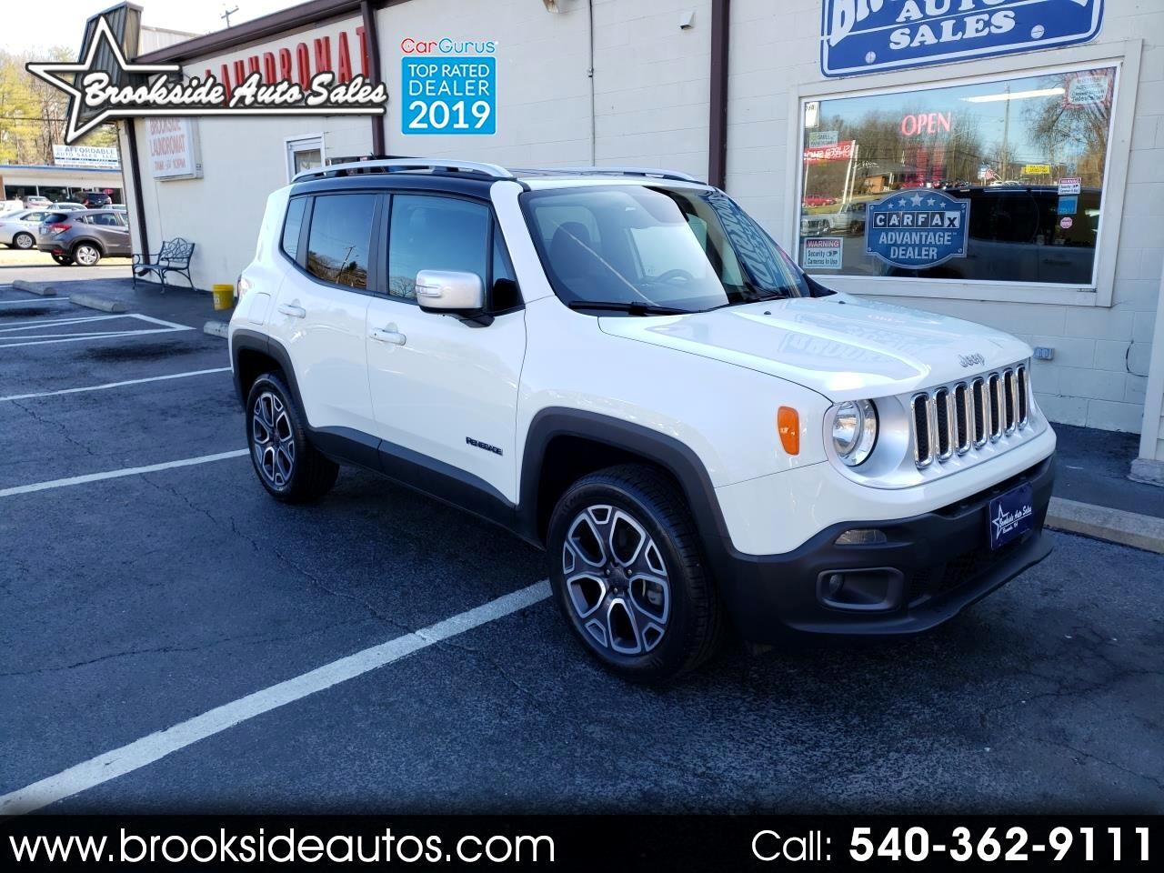 Jeep Renegade Limited 4x4 2017