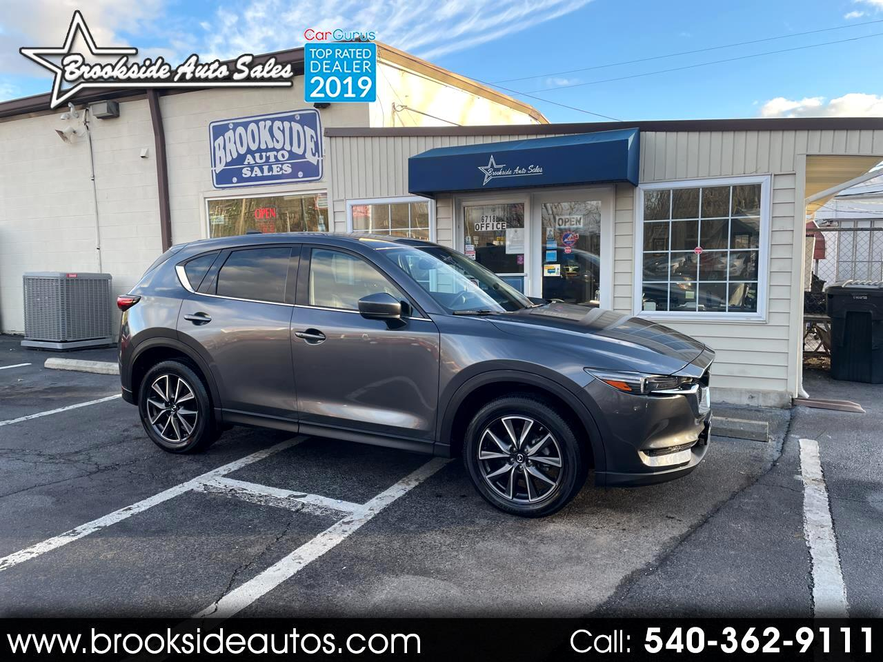 Mazda CX-5 Grand Touring FWD 2017
