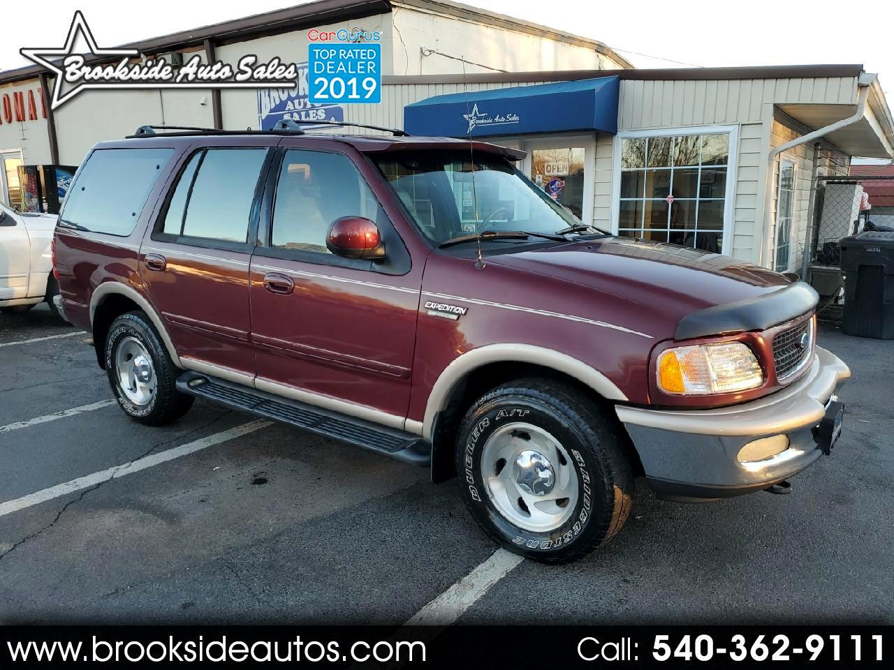 "Ford Expedition 119"" Eddie Bauer 4WD 1997"