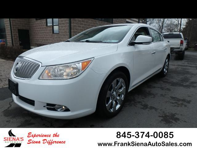 2012 Buick LaCrosse Leather Group AWD