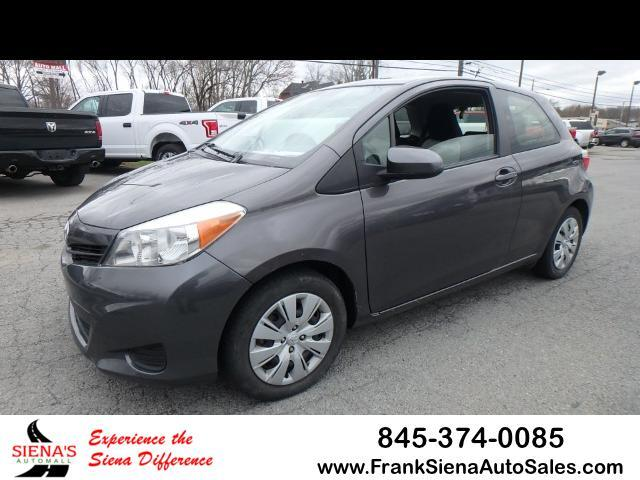 2012 Toyota Yaris L 3-Door AT