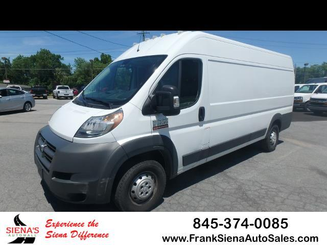2015 RAM Promaster 3500 High Roof Tradesman 159-in. WB Ext
