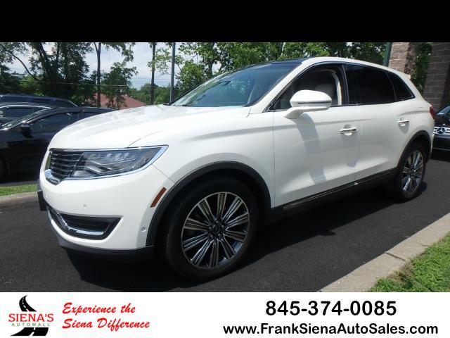 2016 Lincoln MKX AWD 4dr Black Label