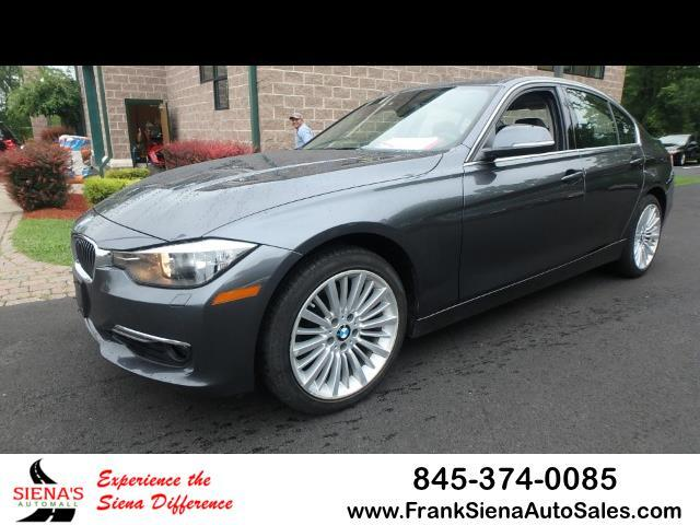 2013 BMW 3 Series 4dr Sdn 328xi AWD