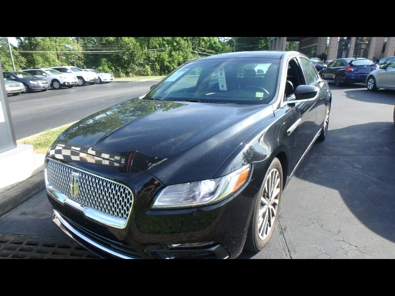 Lincoln Continental Select FWD 2018