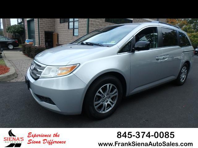 2011 Honda Odyssey 5dr EX-L