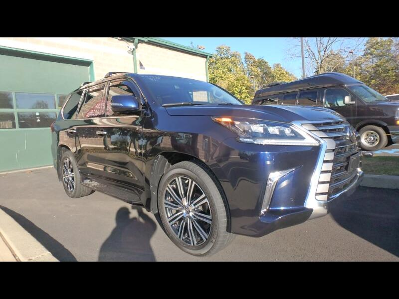 2018 Lexus LX LX  570 Two Row 4WD
