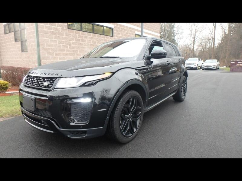 2017 Land Rover Range Rover Evoque 5 Door HSE Dynamic