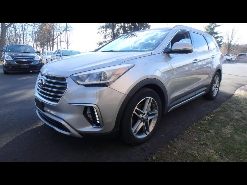 2017 Hyundai Santa Fe Limited Ultimate 3.3L Auto AWD