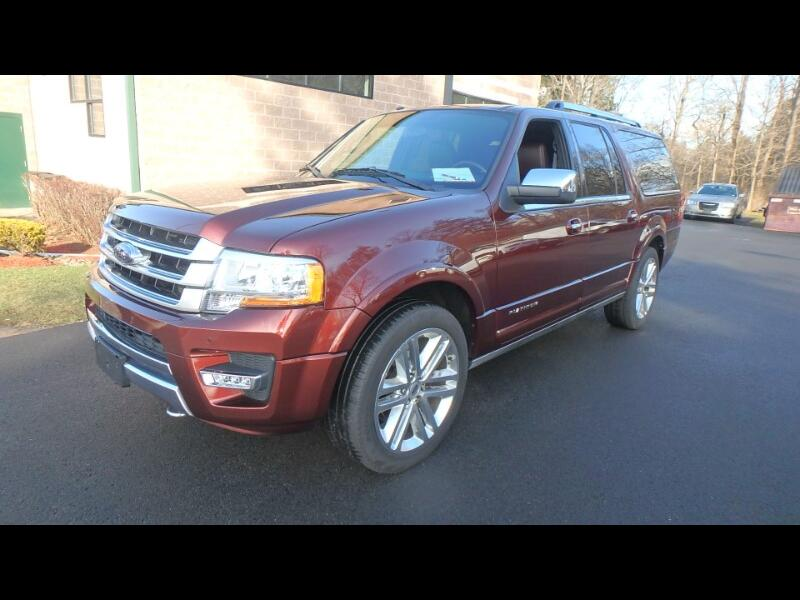 2015 Ford Expedition EL 4WD 4dr Platinum