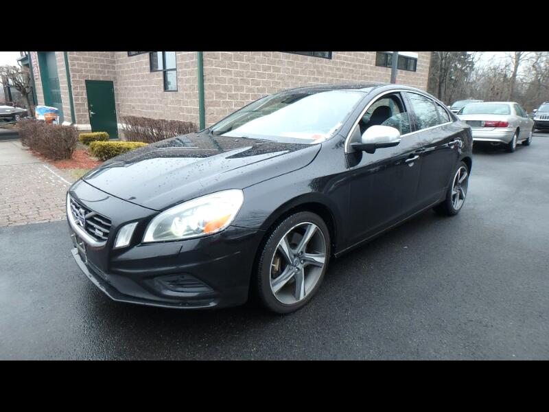 2013 Volvo S60 4dr Sdn T6 AWD