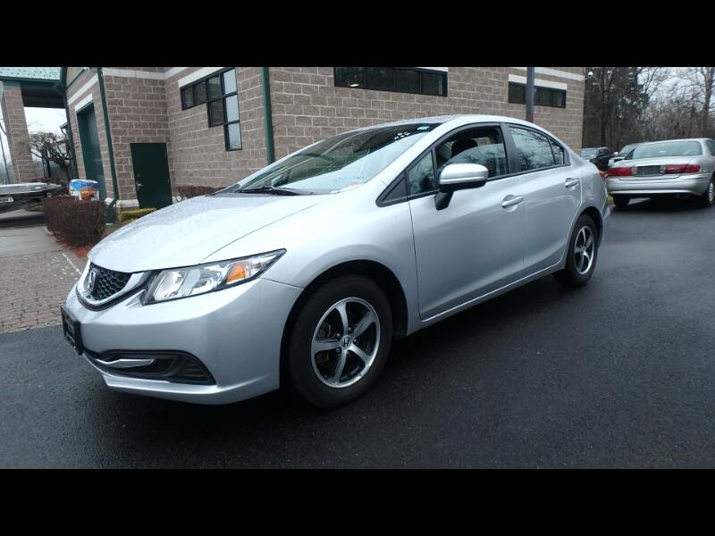 2015 Honda Civic Sedan 4dr CVT SE