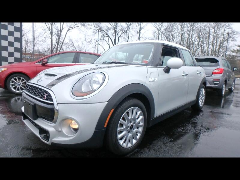 2015 MINI Cooper Hardtop 4 Door 4dr HB S