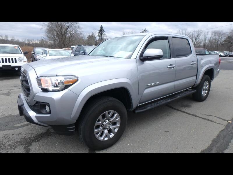 2016 Toyota Tacoma 4WD Double Cab V6 AT SR (Natl)