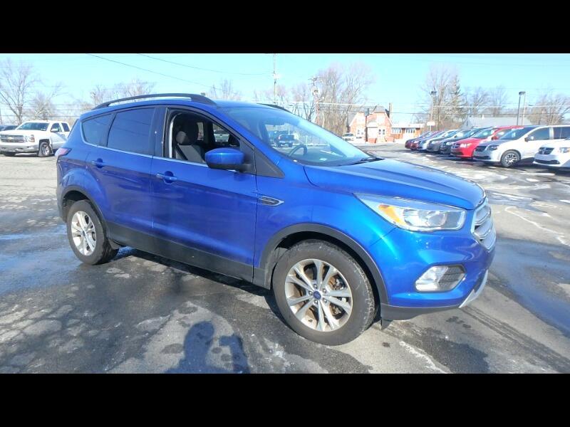 2018 Ford Escape SE 4WD
