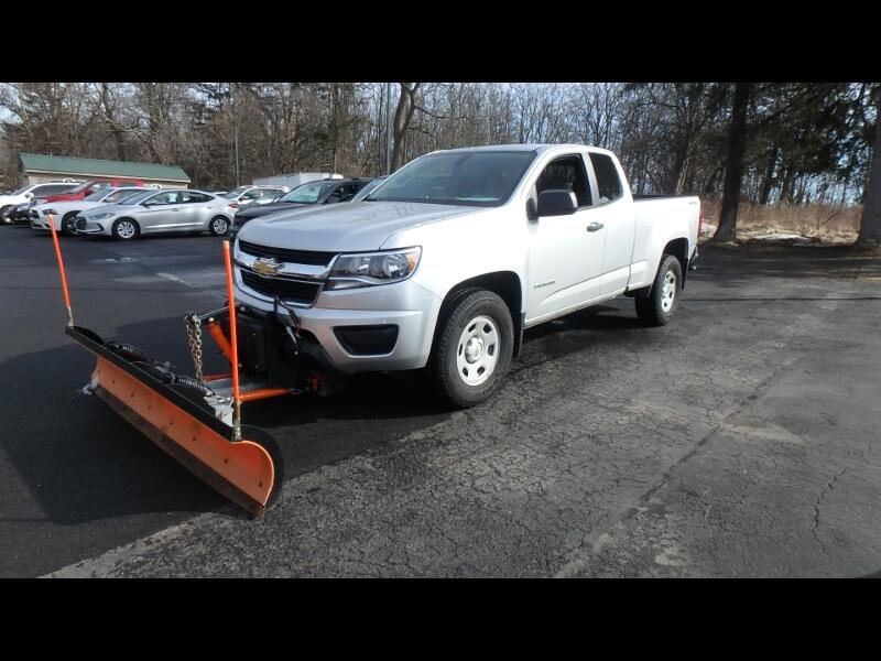 2017 Chevrolet Colorado 4WD Ext Cab 128.3