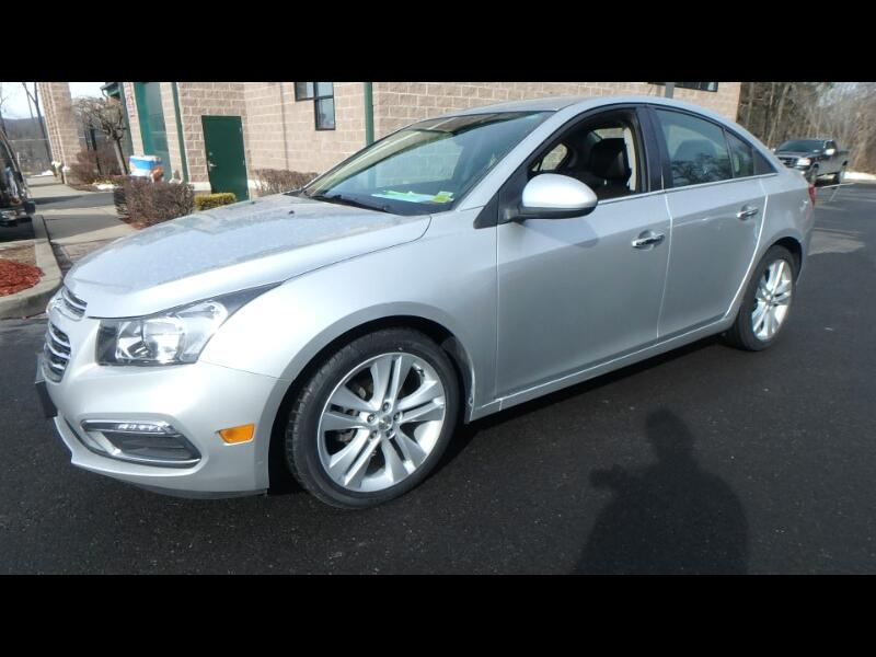 2016 Chevrolet Cruze Limited 4dr Sdn LTZ