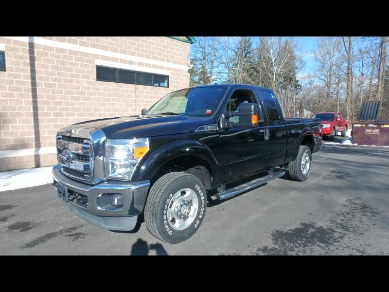"2012 Ford Super Duty F-250 SRW 4WD SuperCab 158"" XLT"