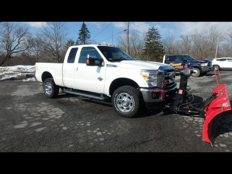"2015 Ford Super Duty F-350 SRW 4WD SuperCab 158"" Lariat"