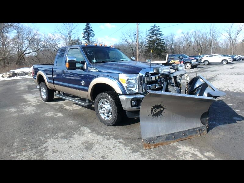"2014 Ford Super Duty F-350 SRW 4WD SuperCab 158"" Lariat"