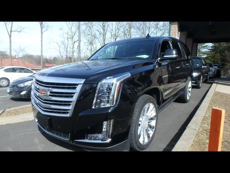 2017 Cadillac Escalade 4WD 4dr Platinum