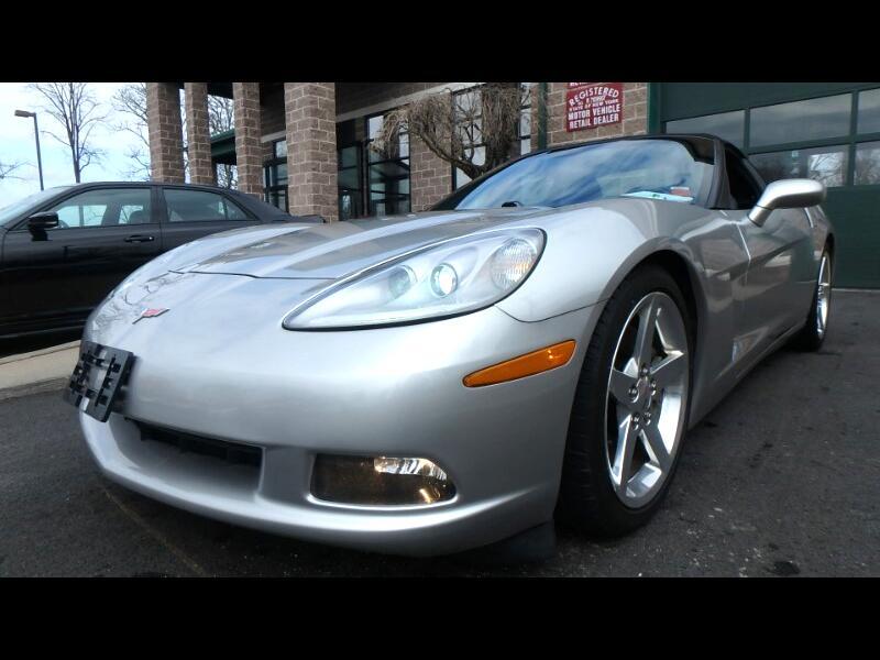 2006 Chevrolet Corvette 2dr Conv
