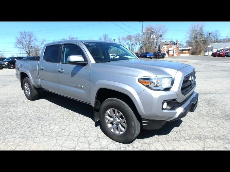2016 Toyota Tacoma 4WD Double Cab LB V6 AT SR5 (Natl)