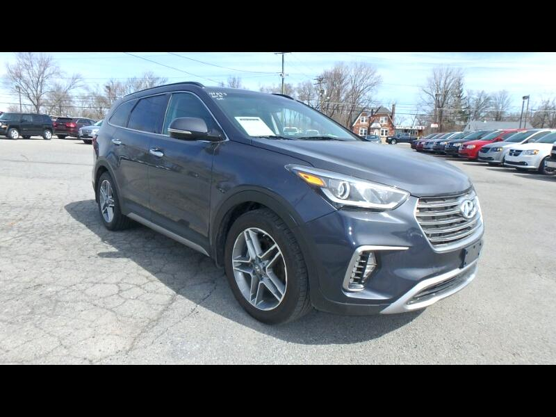 Hyundai Santa Fe Limited Ultimate 3.3L Auto AWD 2018
