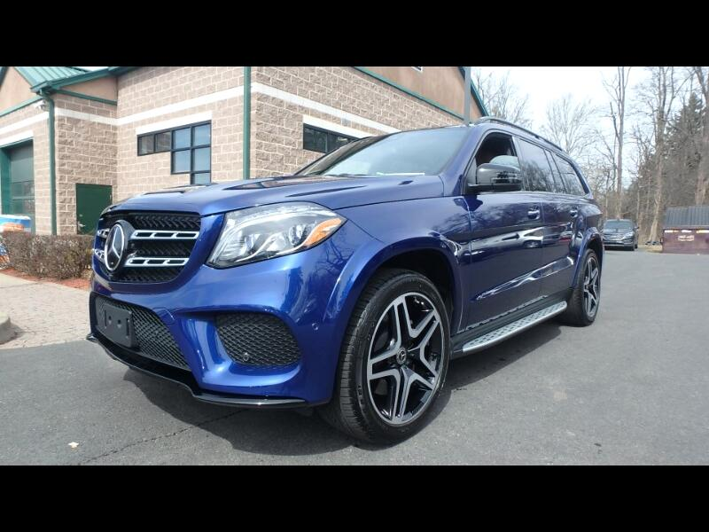 2018 Mercedes-Benz GLS GLS 550 4MATIC SUV