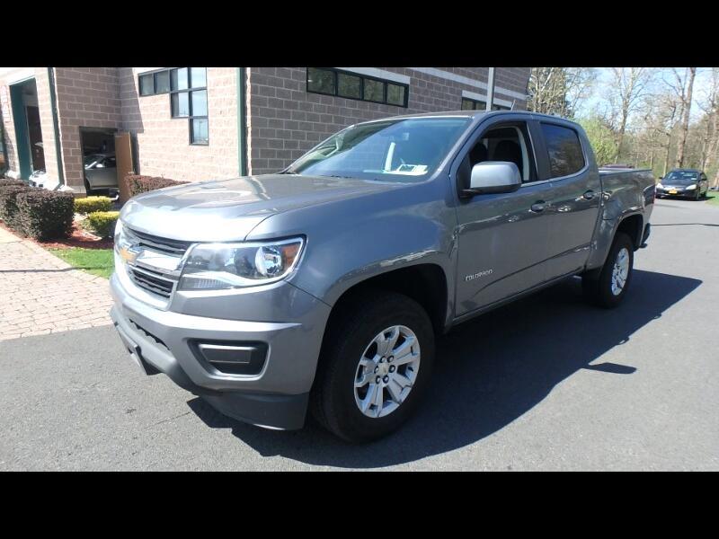 """2019 Chevrolet Colorado 4WD Crew Cab 128.3"""" LT"""