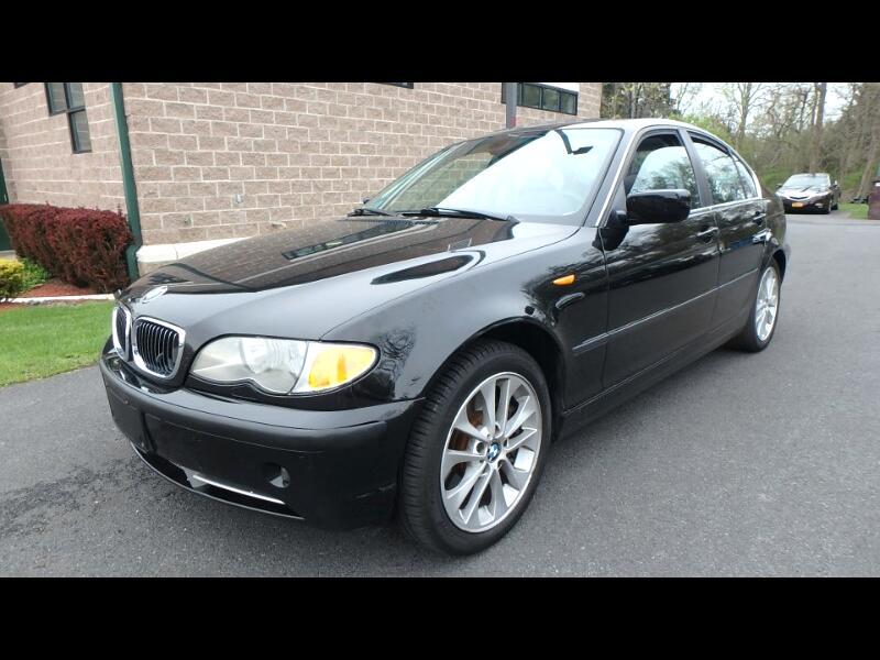 2003 BMW 3 Series 330xi 4dr Sdn AWD