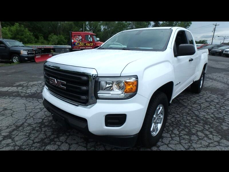 "2016 GMC Canyon 2WD Ext Cab 128.3"" SL"