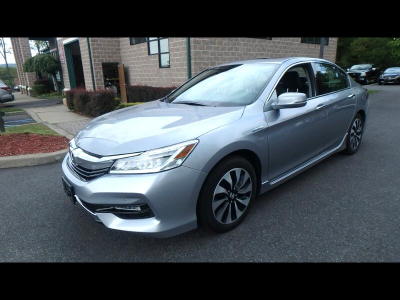 Honda Accord Hybrid Touring Sedan 2017