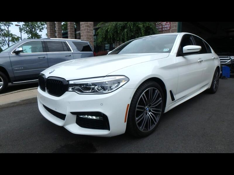 2018 BMW 5 Series 540i xDrive Sedan M sport