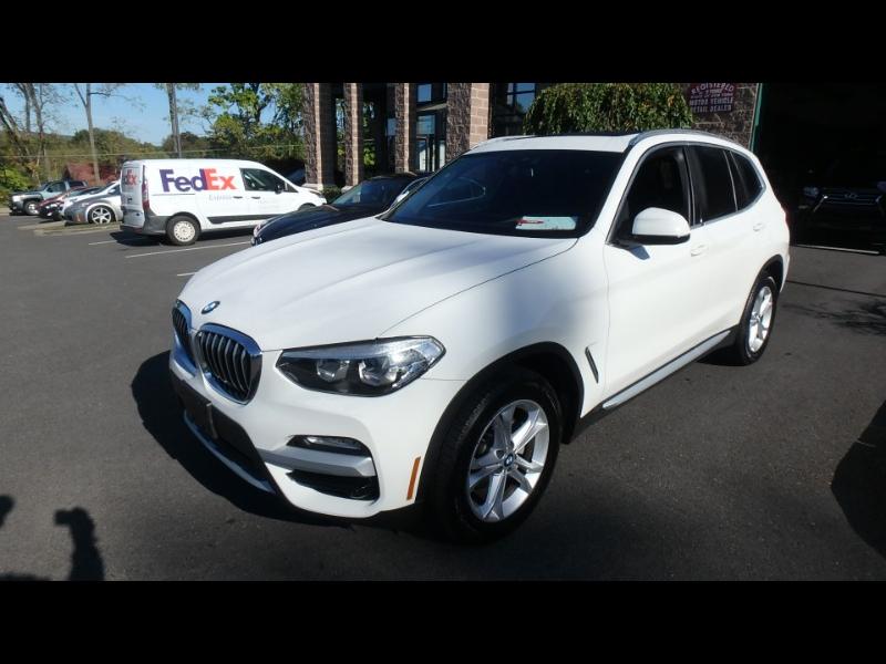 2019 BMW X3 xDrive30i Sports Activity Vehicle