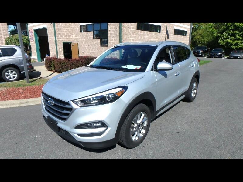 Hyundai Tucson SEL AWD 2018