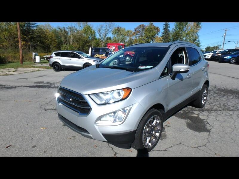 Ford EcoSport Titanium 4WD 2019
