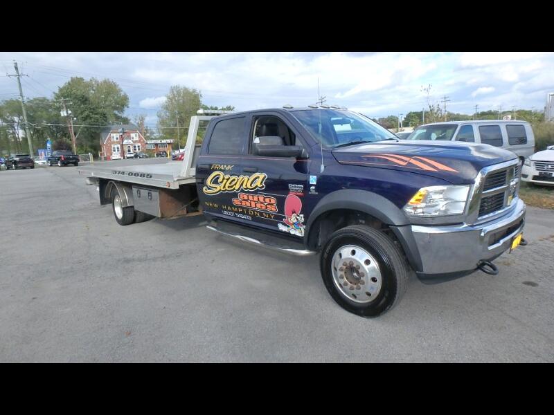 2012 Dodge Ram 5500 Crew Cab 4WD