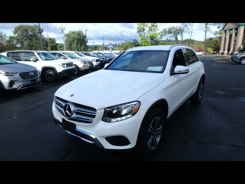 Mercedes-Benz GLC GLC 300 4MATIC SUV 2019