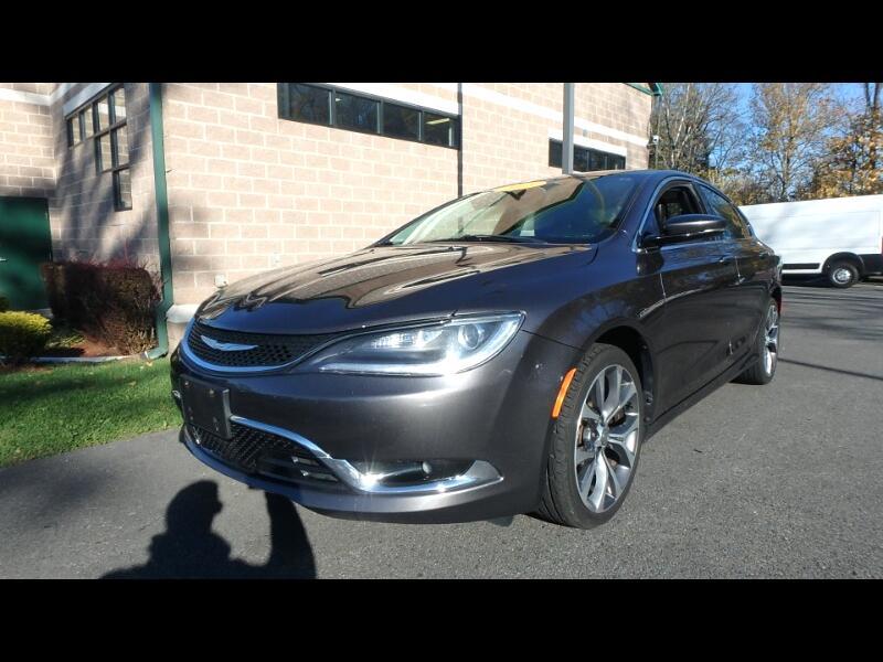 Chrysler 200 4dr Sdn C FWD 2015