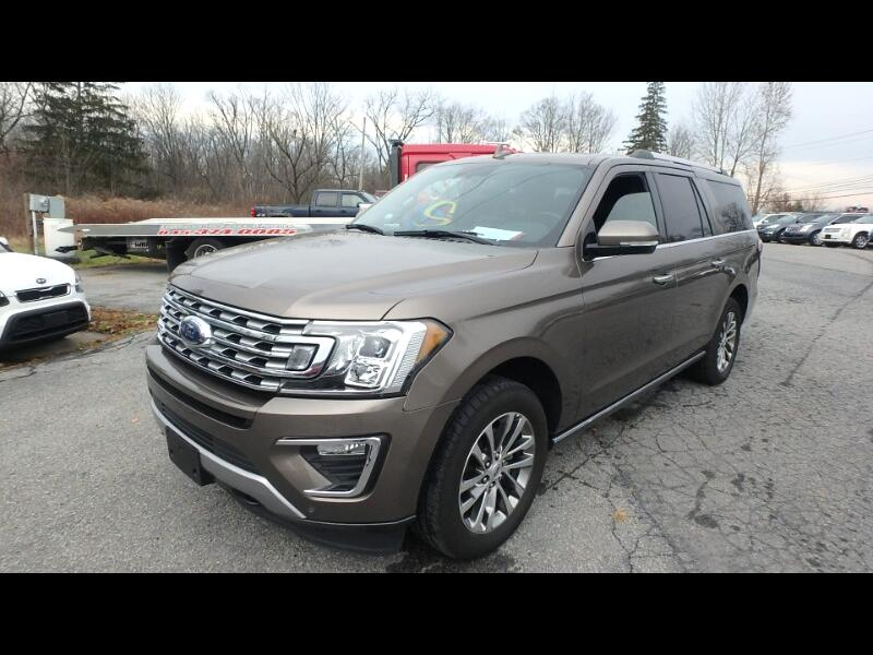 Ford Expedition Max Limited 4x4 2018