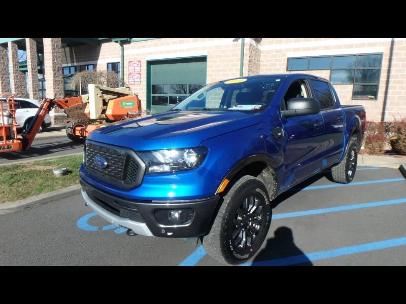 Ford Ranger XLT 4WD SuperCrew 5' Box 2019