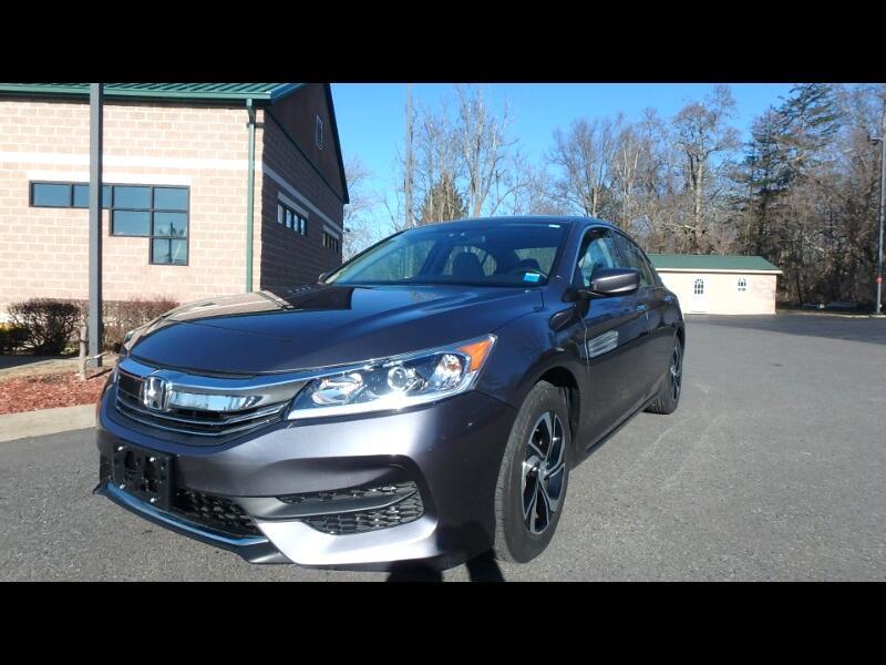 Honda Accord Sedan LX CVT 2017