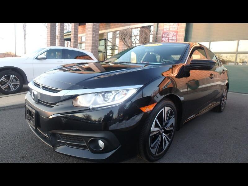 Honda Civic Sedan EX-T CVT 2018